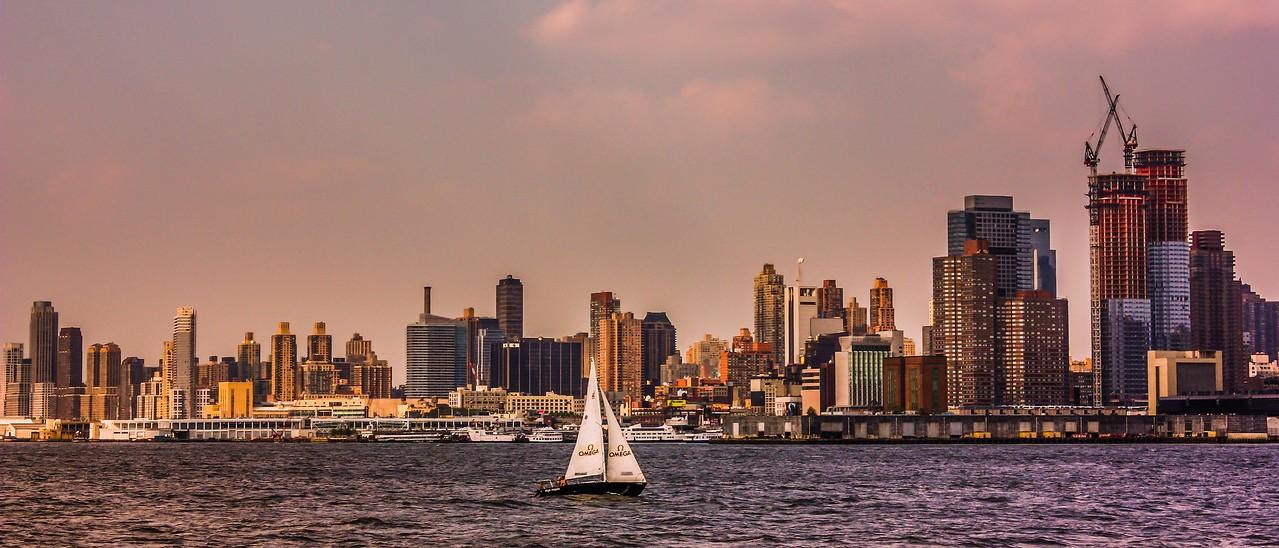纽约大都市,隔岸观景_图1-17