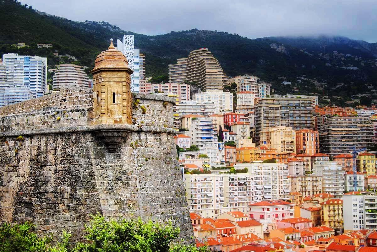 摩纳哥公国老城_图1-1