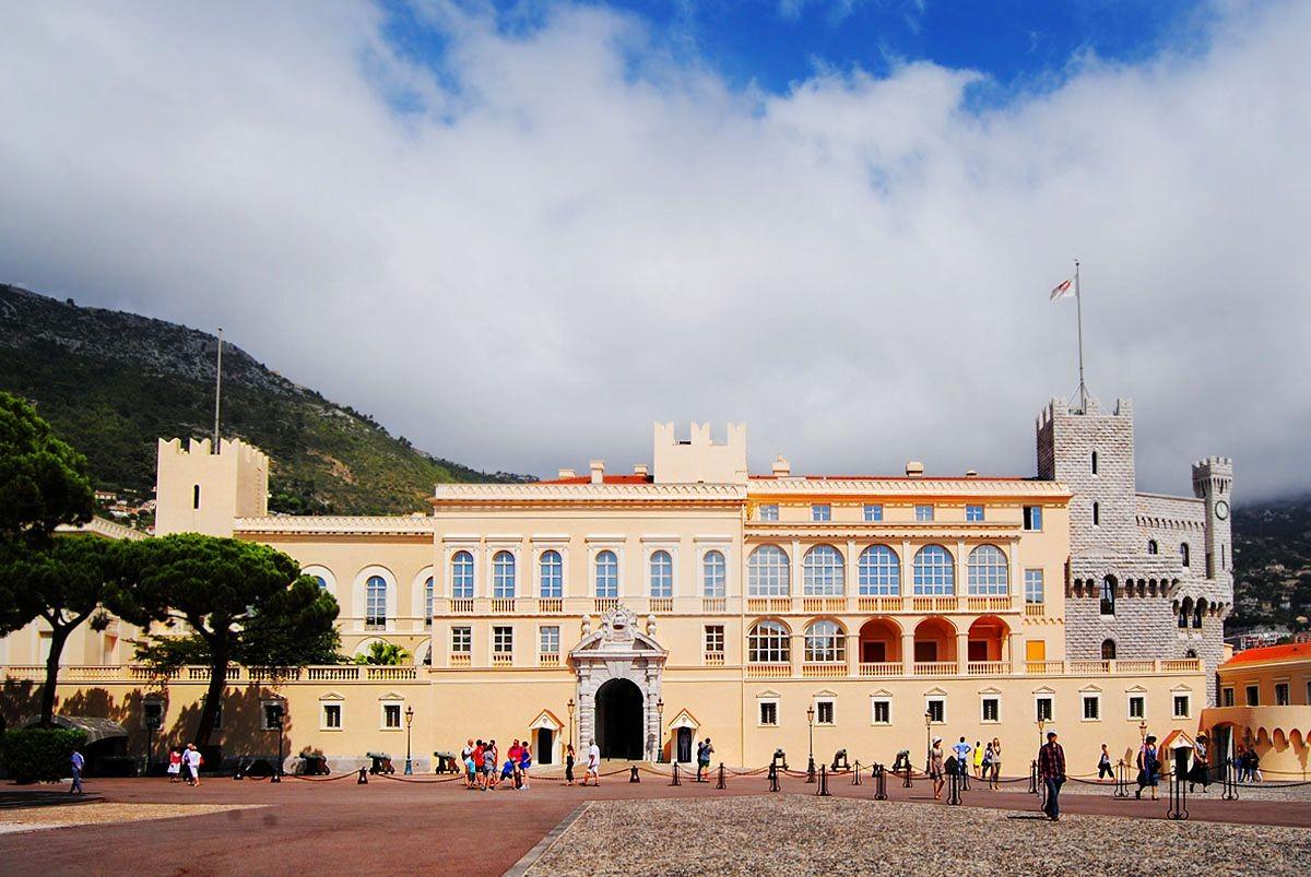 摩纳哥公国老城_图1-2