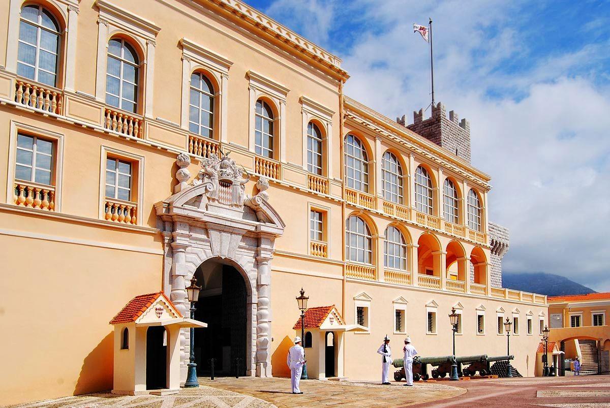 摩纳哥公国老城_图1-3