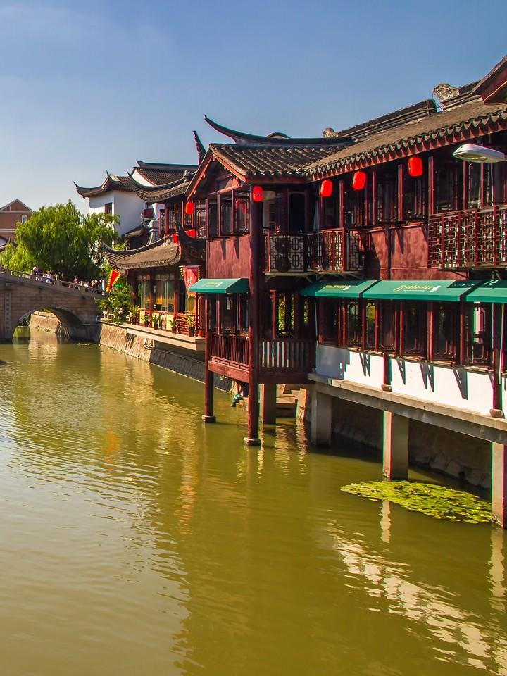 上海七宝古镇,江南民居_图1-4