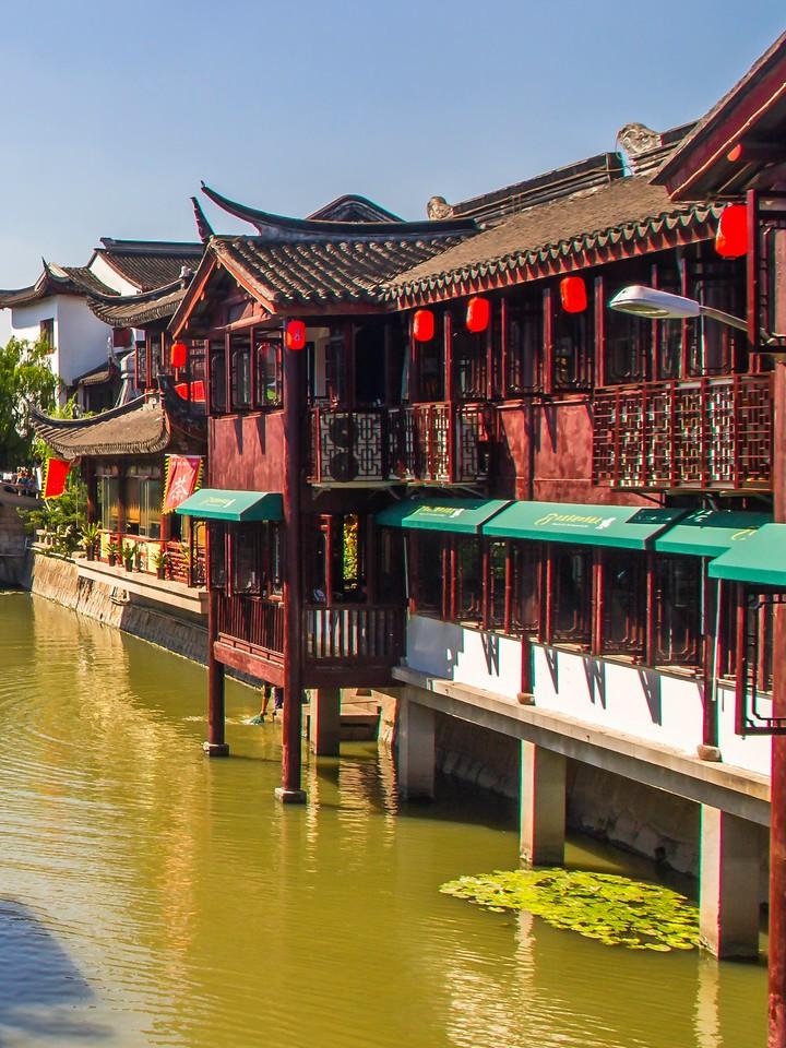上海七宝古镇,江南民居_图1-8