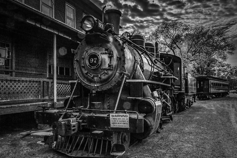 宾州蒸汽火车博物馆,远去的记忆_图1-1
