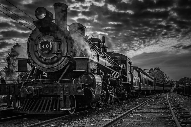 宾州蒸汽火车博物馆,远去的记忆_图1-5