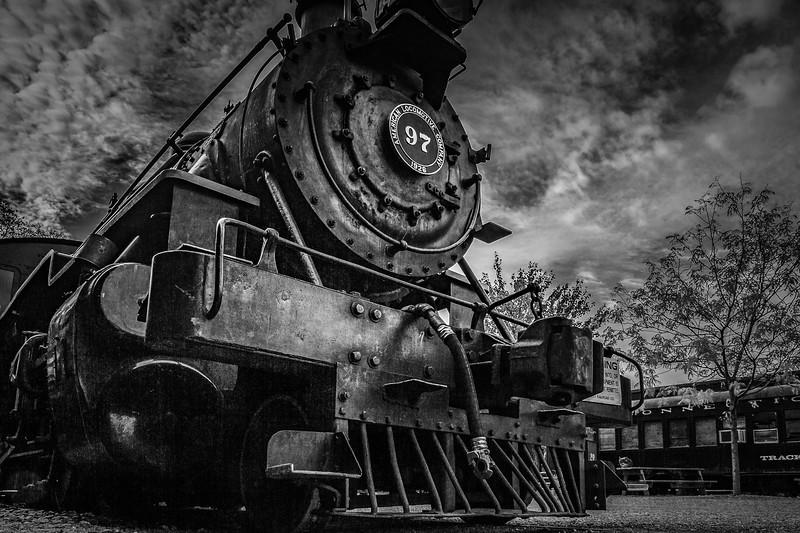 宾州蒸汽火车博物馆,远去的记忆_图1-6