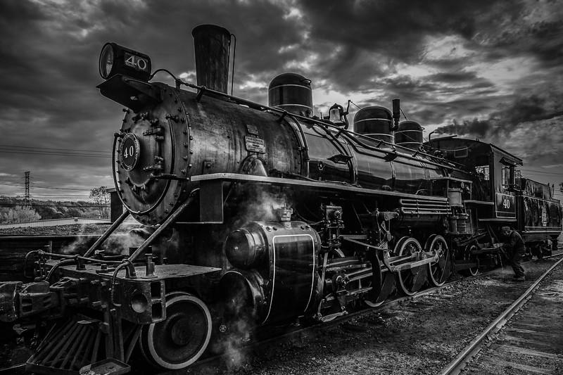 宾州蒸汽火车博物馆,远去的记忆_图1-8