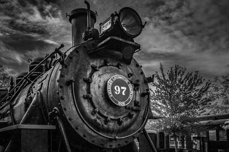 宾州蒸汽火车博物馆,远去的记忆_图1-9