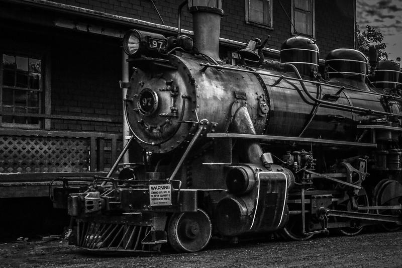 宾州蒸汽火车博物馆,远去的记忆_图1-7