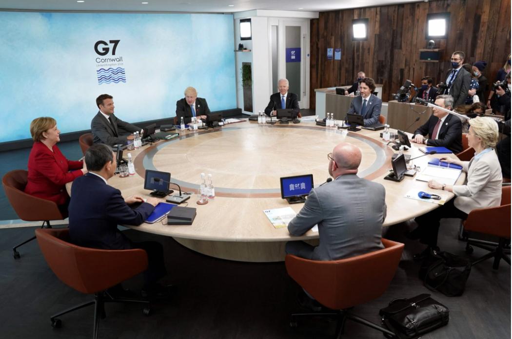 CNN:中国是本次G7峰会热门话题_图1-4