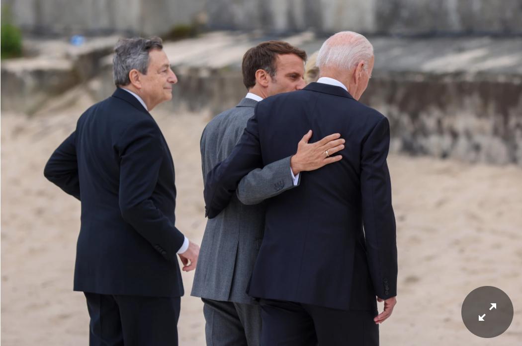 CNN:中国是本次G7峰会热门话题_图1-7