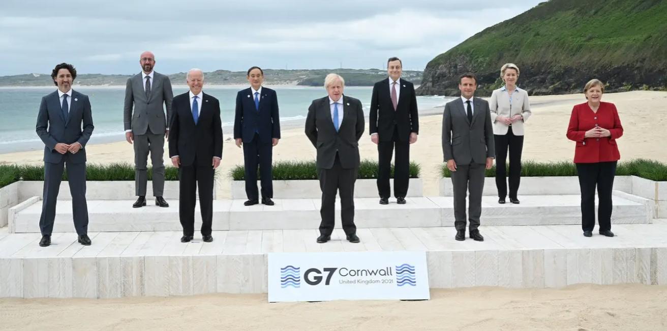 CNN:中国是本次G7峰会热门话题_图1-2