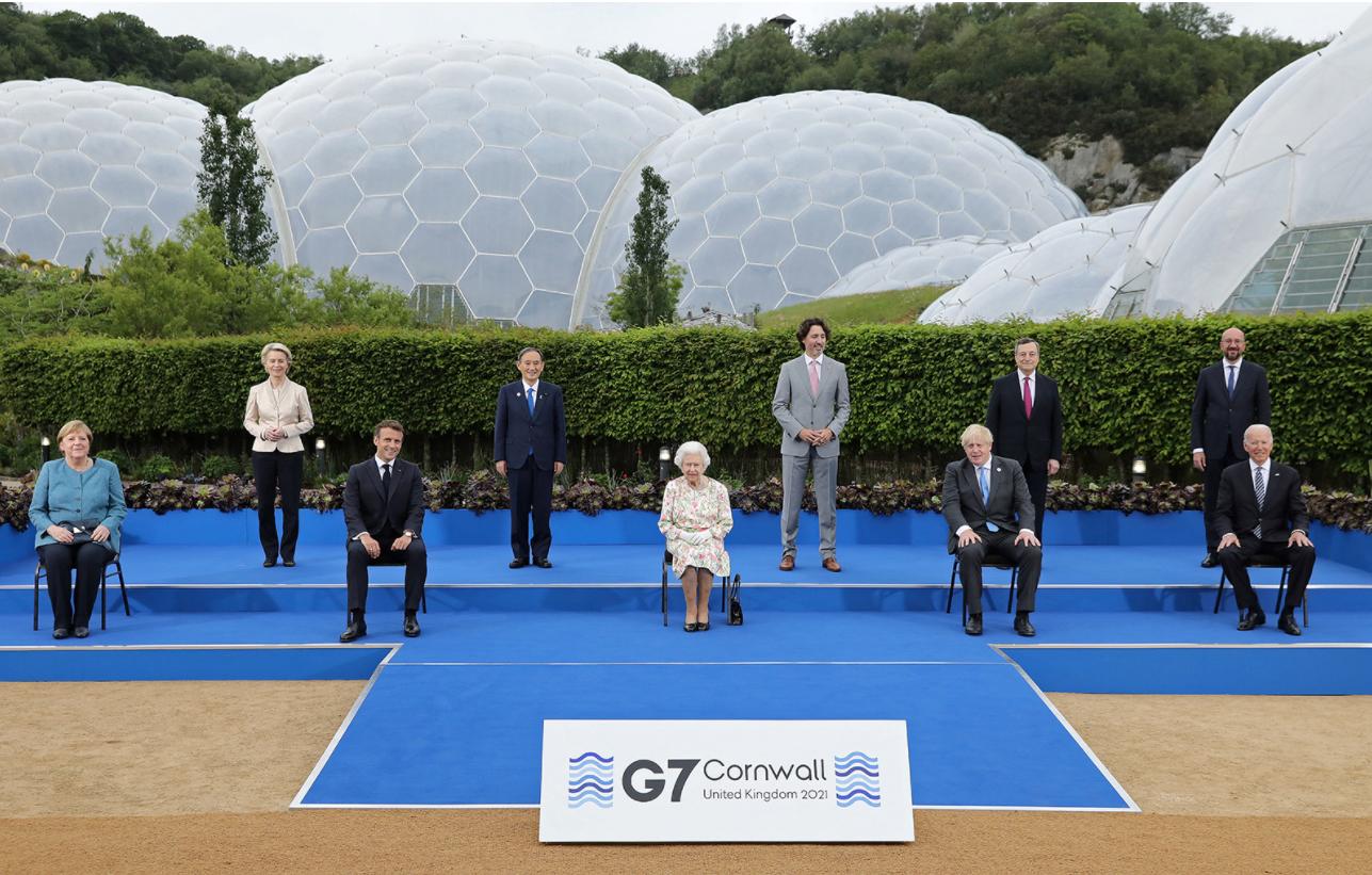 CNN:中国是本次G7峰会热门话题_图1-3