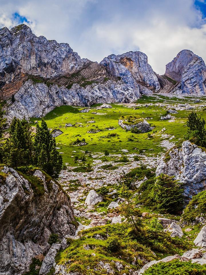 瑞士卢塞恩(Lucerne),登顶瞭望_图1-18