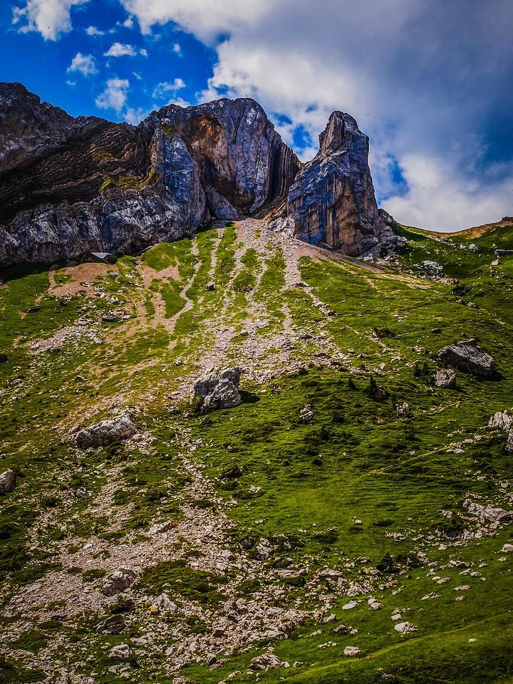 瑞士卢塞恩(Lucerne),登顶瞭望_图1-14