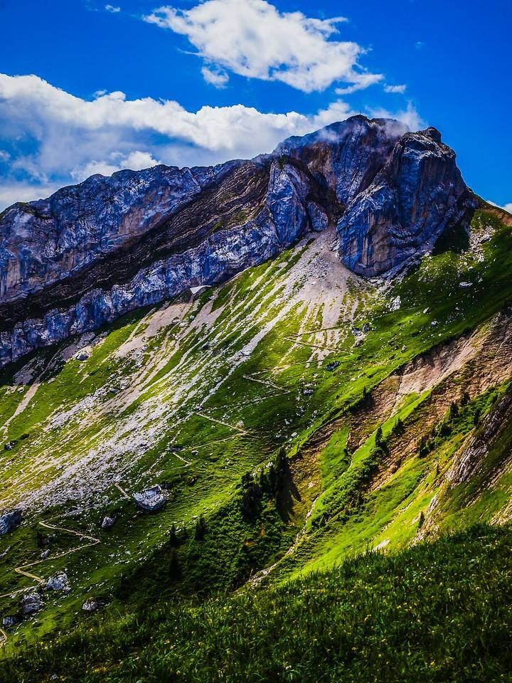 瑞士卢塞恩(Lucerne),登顶瞭望_图1-4