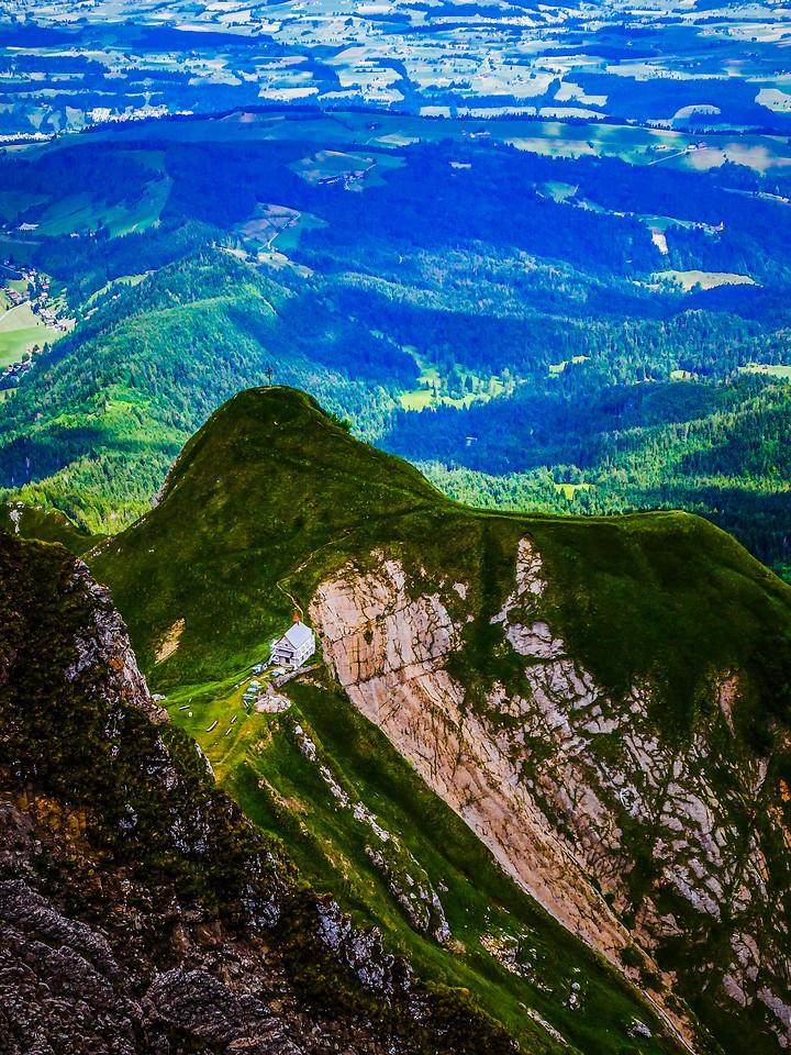 瑞士卢塞恩(Lucerne),登顶瞭望_图1-1