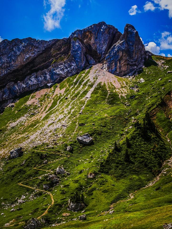 瑞士卢塞恩(Lucerne),登顶瞭望_图1-2