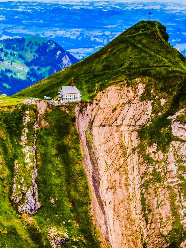 瑞士卢塞恩(Lucerne),登顶瞭望_图1-3