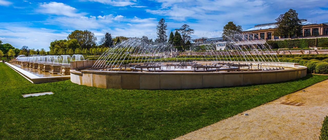 宾州长木公园,中央喷泉花园_图1-8