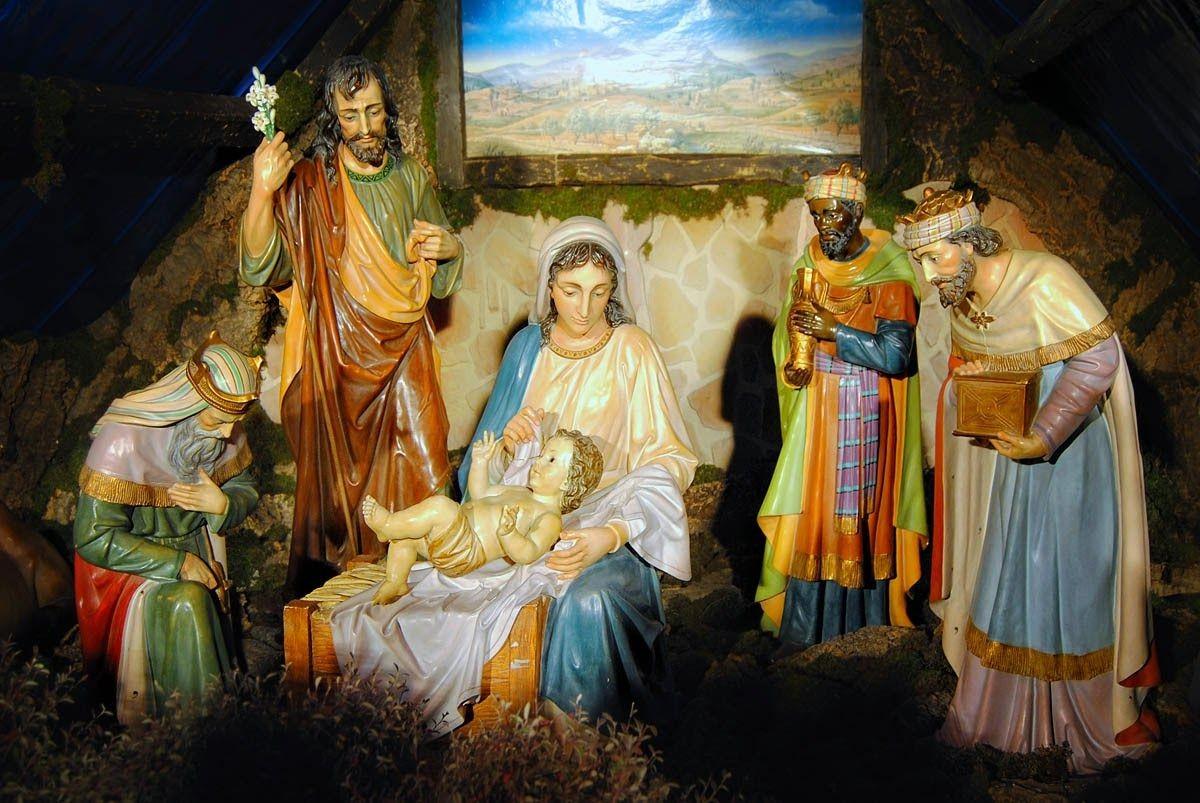 圣诞节在马德里-2_图1-10