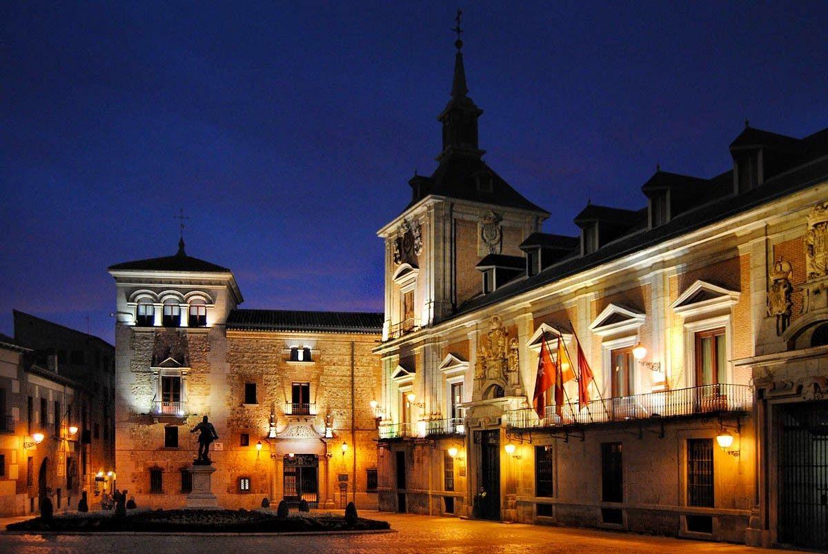 圣诞节在马德里-2_图1-13