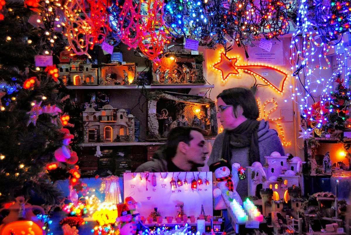 圣诞节在马德里-2_图1-16