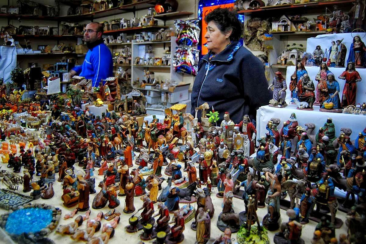 圣诞节在马德里-2_图1-17