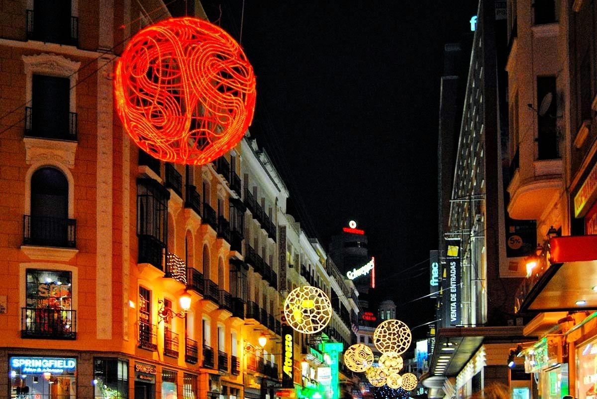 圣诞节在马德里-2_图1-20