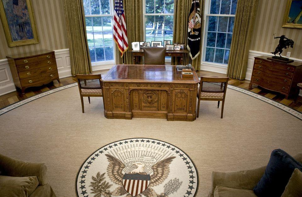 白宫是一副不完整的画。(笨小孩的世界之三十一)_图1-2