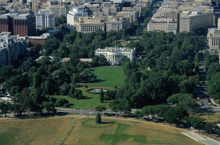 白宫是一副不完整的画。(笨小孩的世界之三十一)_图1-3