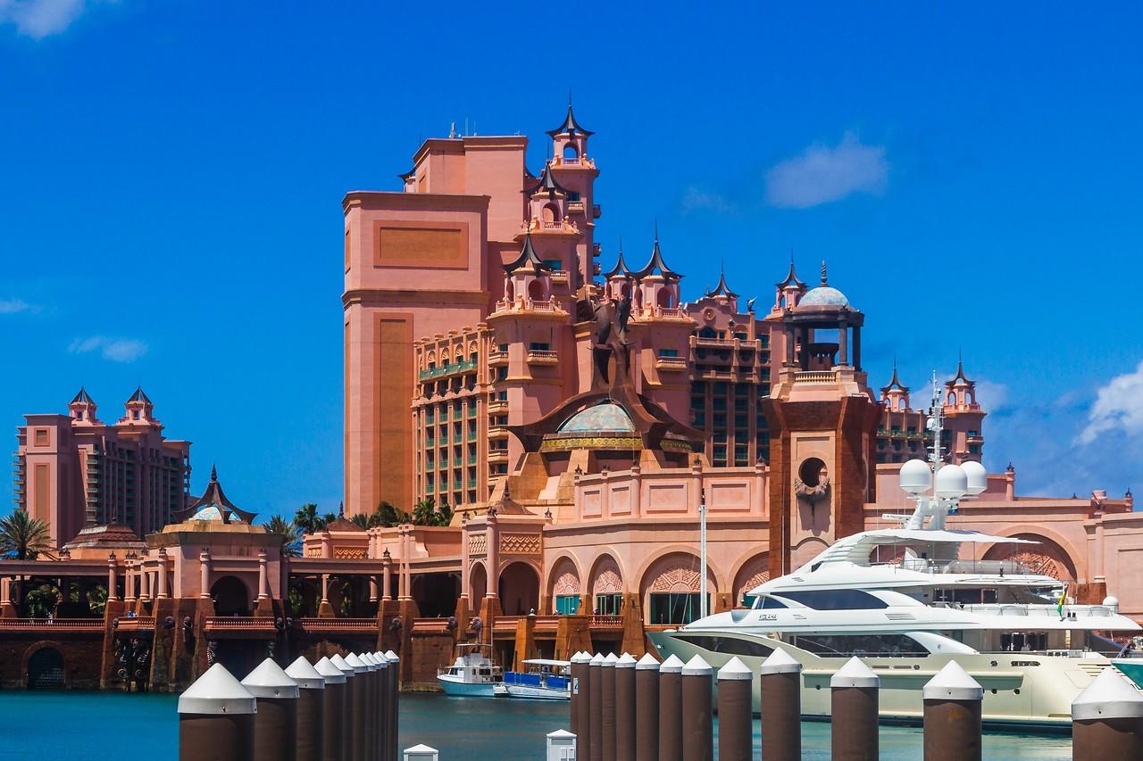巴哈马亚特兰蒂斯(Atlantis),美丽小岛_图1-12