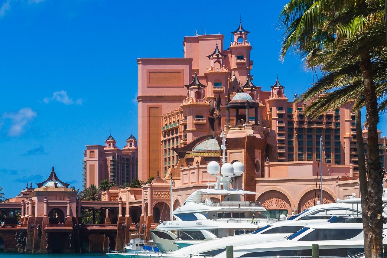 巴哈马亚特兰蒂斯(Atlantis),美丽小岛_图1-9