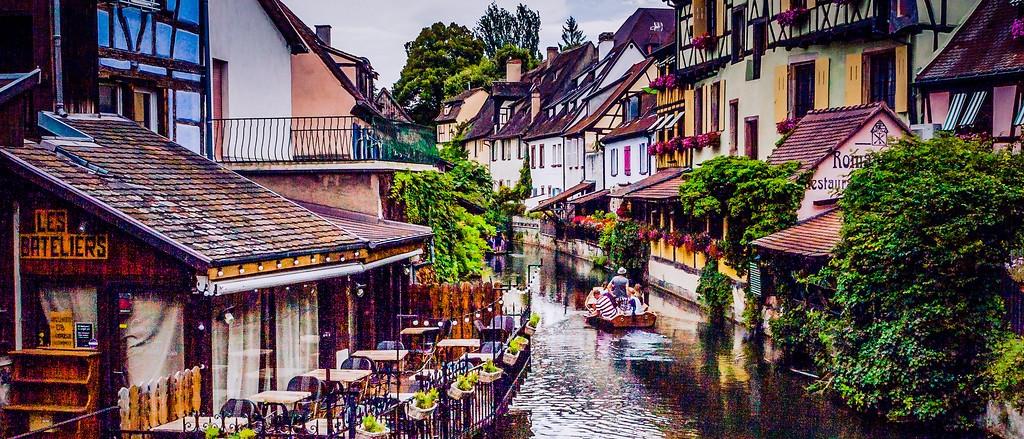 法国科尔马(Colmar),花园城市_图1-11