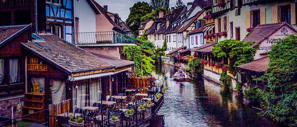 法国科尔马(Colmar),花园城市_图1-12