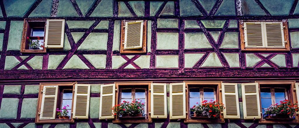 法国科尔马(Colmar),花园城市_图1-2