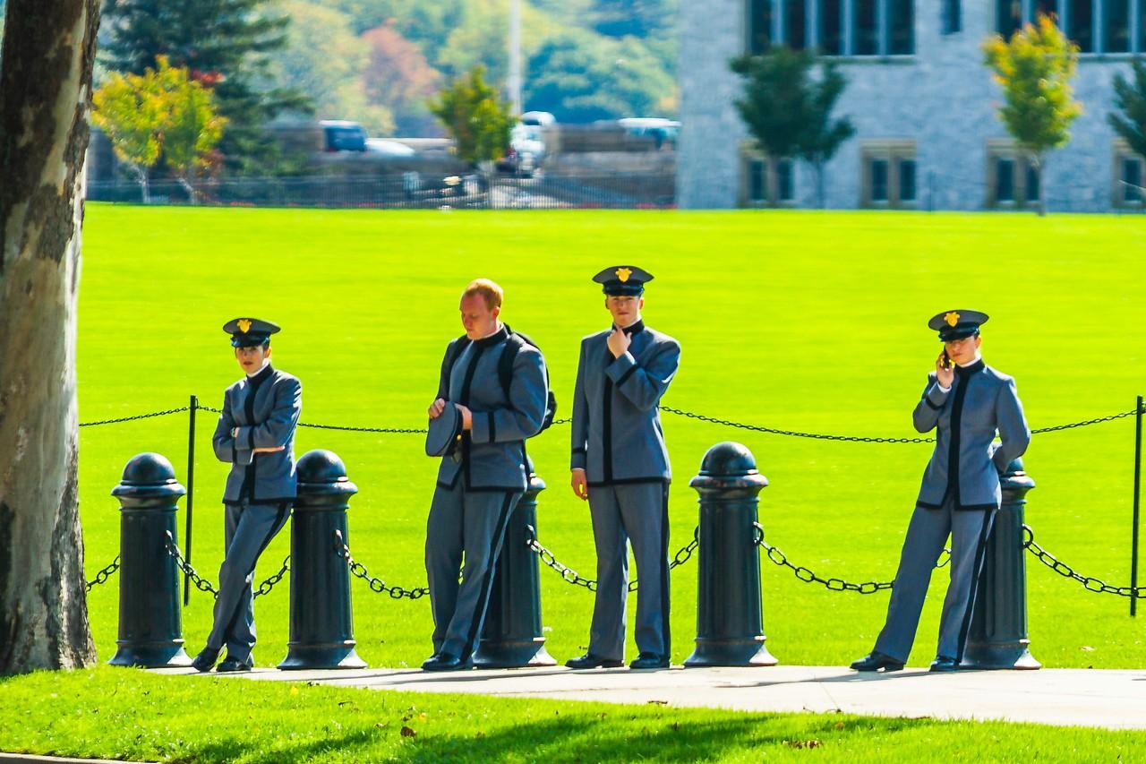 美国西点军校,美国第一所军校_图1-2