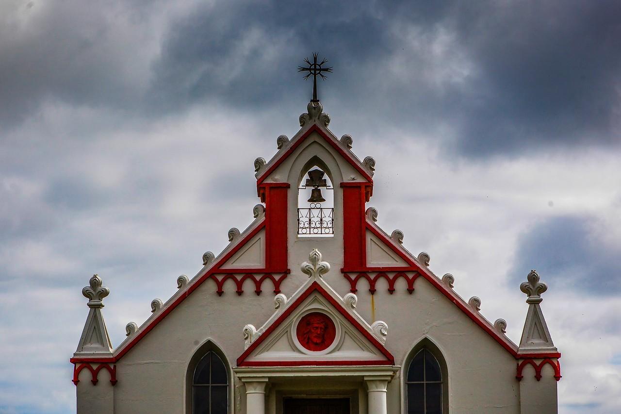 奥克尼意大利教堂(Italian Chapel),独树一帜_图1-2