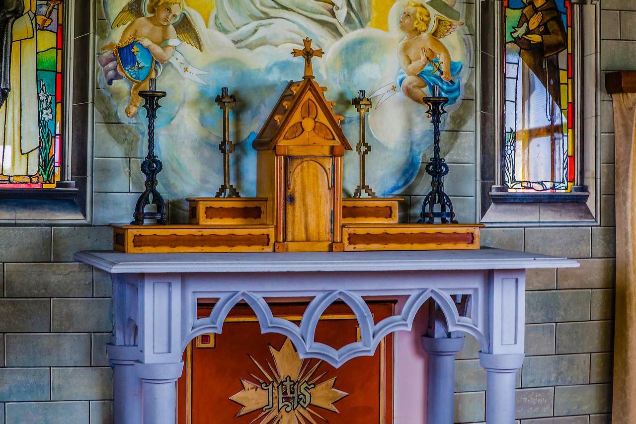 奥克尼意大利教堂(Italian Chapel),独树一帜_图1-5