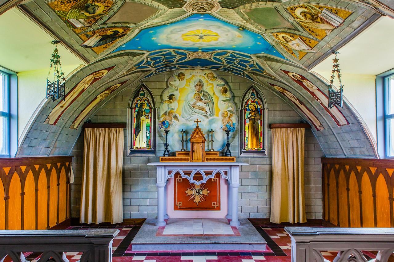 奥克尼意大利教堂(Italian Chapel),独树一帜_图1-9