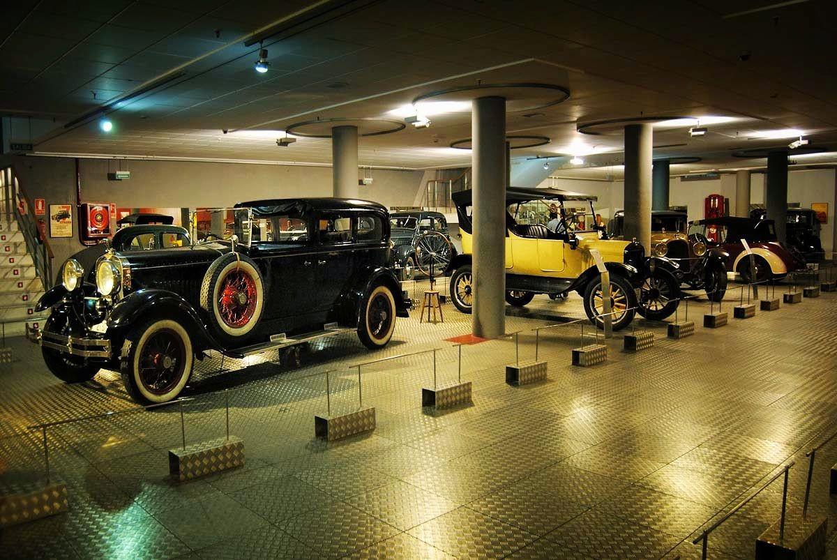 萨拉曼卡汽车历史博物馆_图1-9