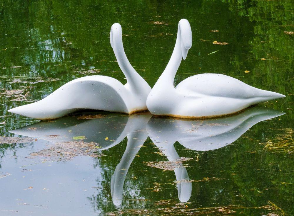 多塞特湖边的雕塑_图1-21