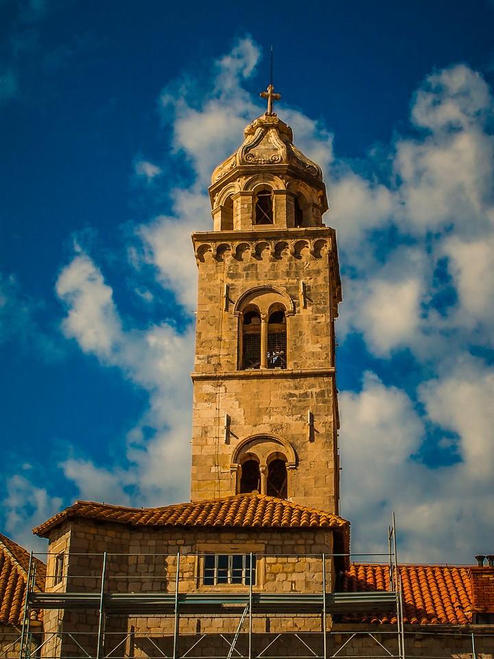 克罗地亚杜布罗夫尼克(Dubrovnik),城中高塔_图1-8