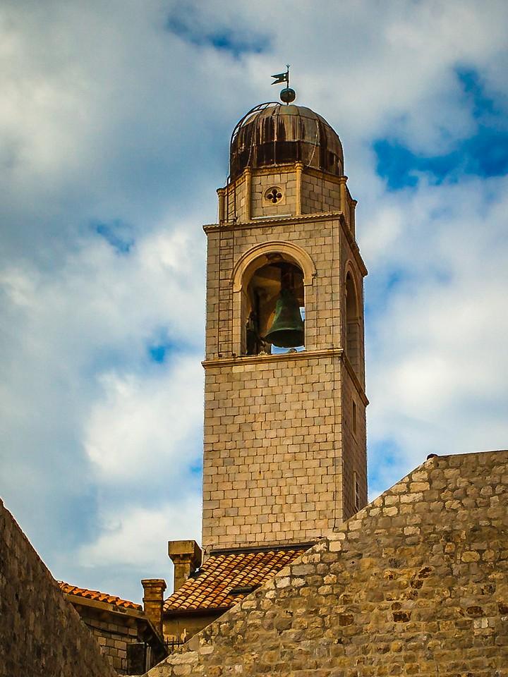 克罗地亚杜布罗夫尼克(Dubrovnik),城中高塔_图1-6