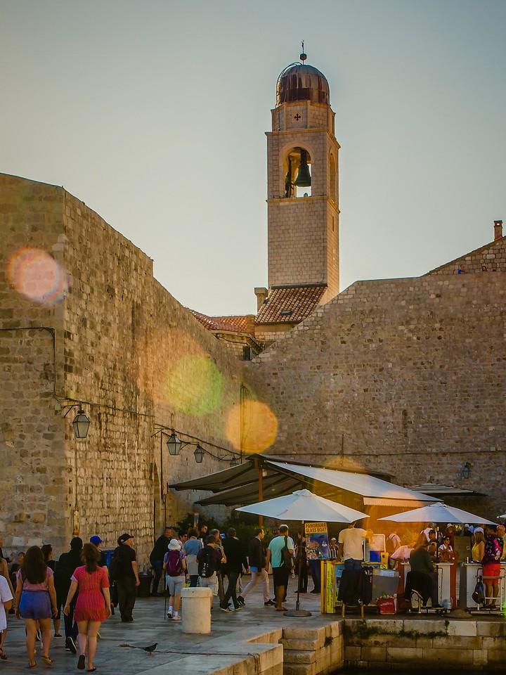 克罗地亚杜布罗夫尼克(Dubrovnik),城中高塔_图1-5