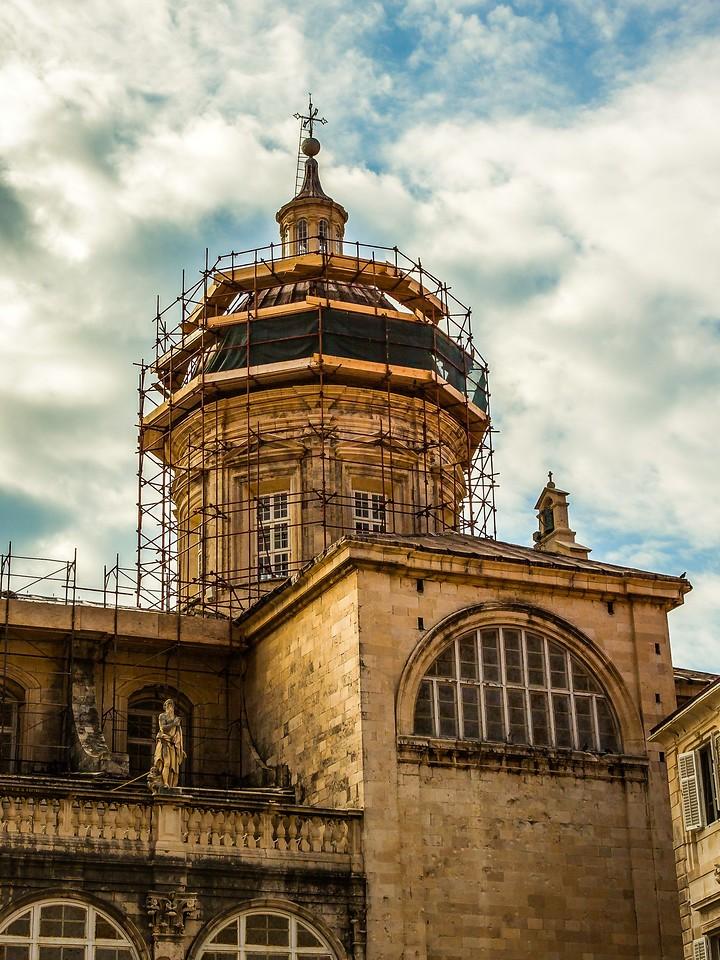 克罗地亚杜布罗夫尼克(Dubrovnik),城中高塔_图1-9