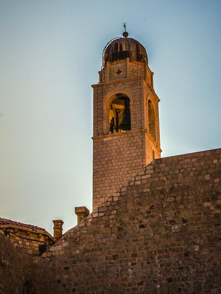 克罗地亚杜布罗夫尼克(Dubrovnik),城中高塔_图1-10