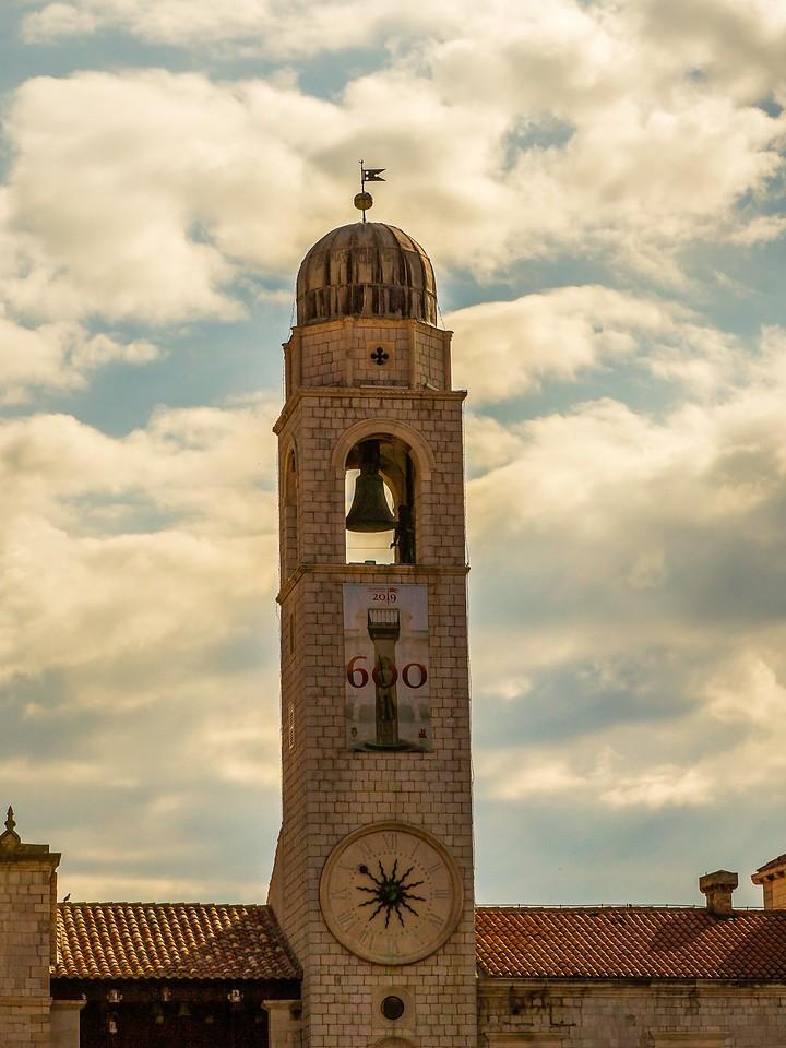 克罗地亚杜布罗夫尼克(Dubrovnik),城中高塔_图1-12