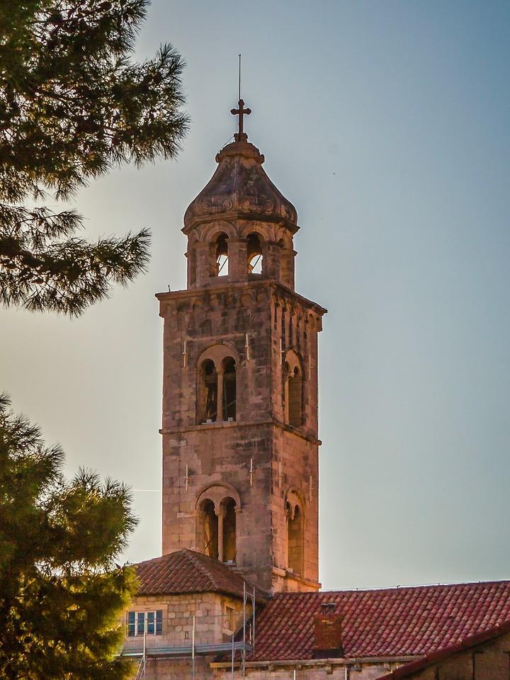 克罗地亚杜布罗夫尼克(Dubrovnik),城中高塔_图1-11