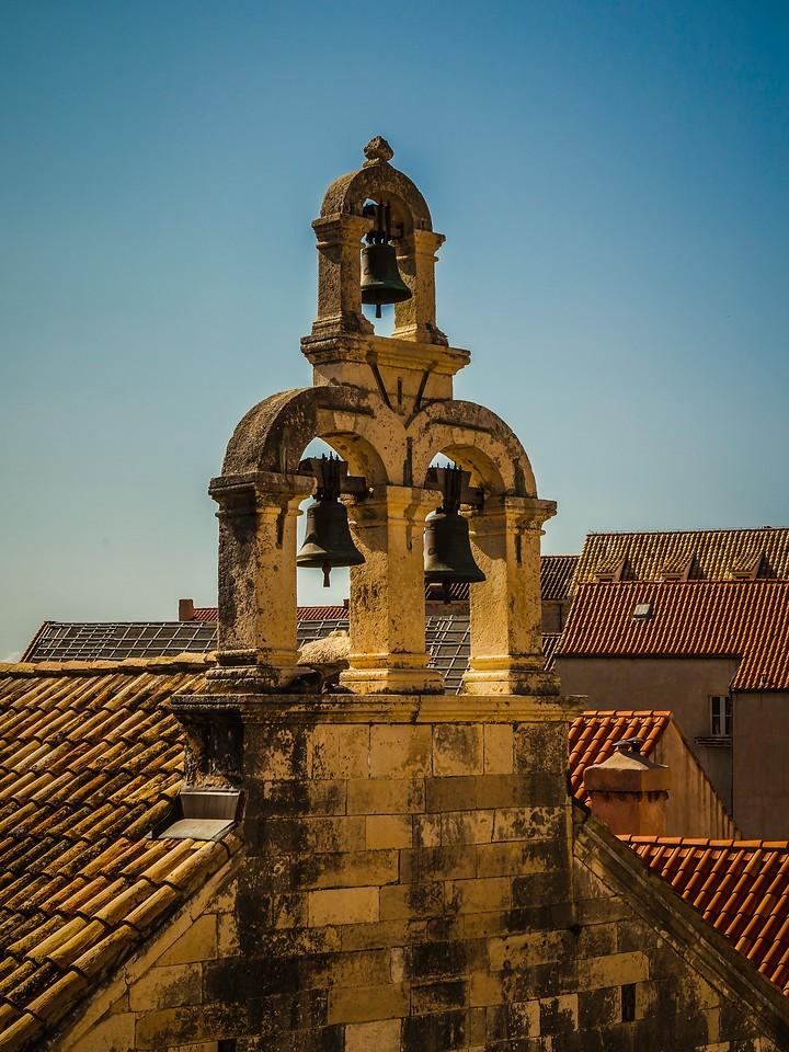 克罗地亚杜布罗夫尼克(Dubrovnik),城中高塔_图1-13