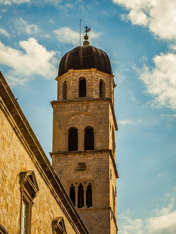 克罗地亚杜布罗夫尼克(Dubrovnik),城中高塔_图1-14